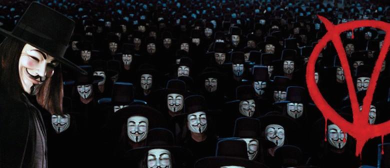 Outdoor Movie Night : V For Vendetta (R18)