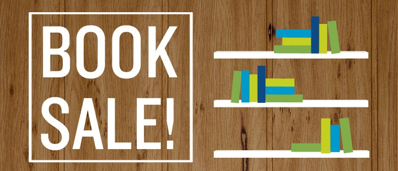 Hutt City Libraries - 3-Day Book Sale