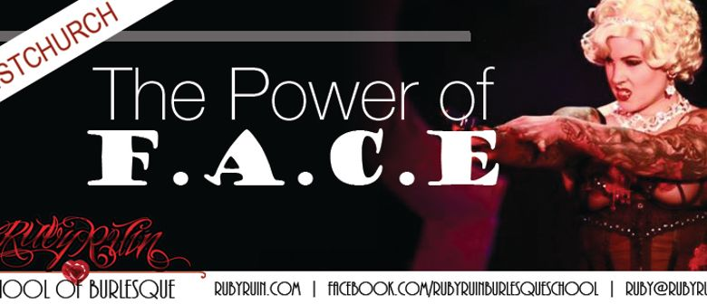 The Power of F.A.C.E.