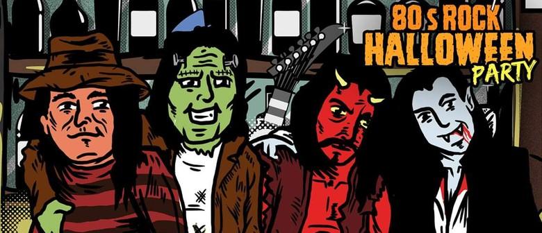 80s Rock Halloween Party