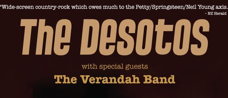 The DeSotos November Tour