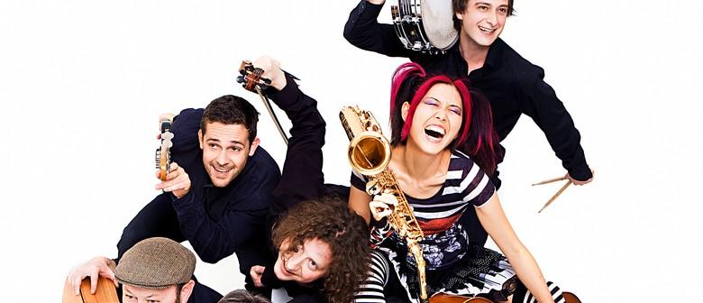 Miho's Jazz Orchestra