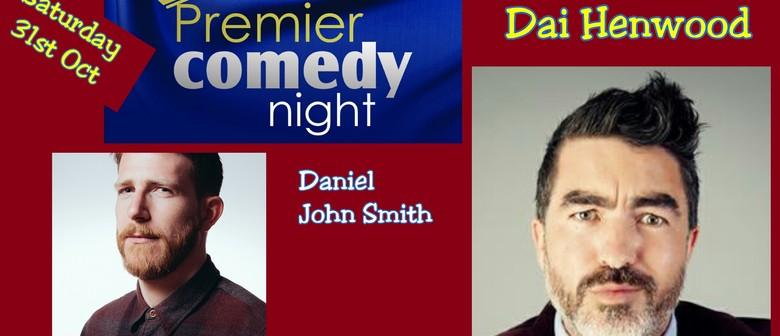 Premier Comedy Night - Dai Henwood