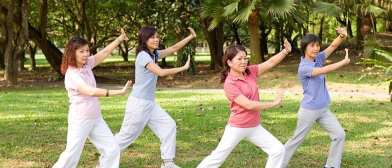 Tai Chi Beginners (Orakei): CANCELLED