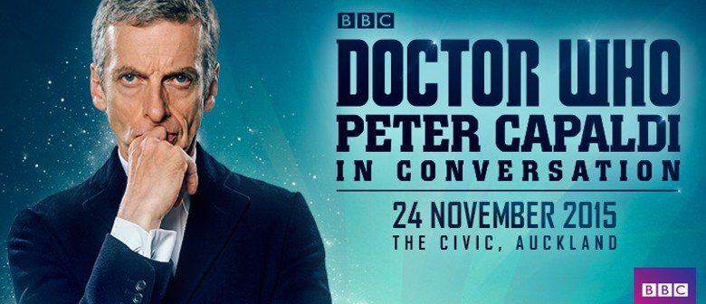 Doctor Who - Peter Capaldi in Conversation