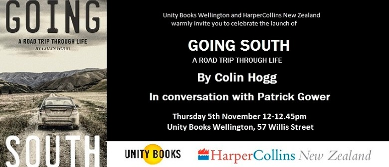 Book Launch | Going South by Colin Hogg