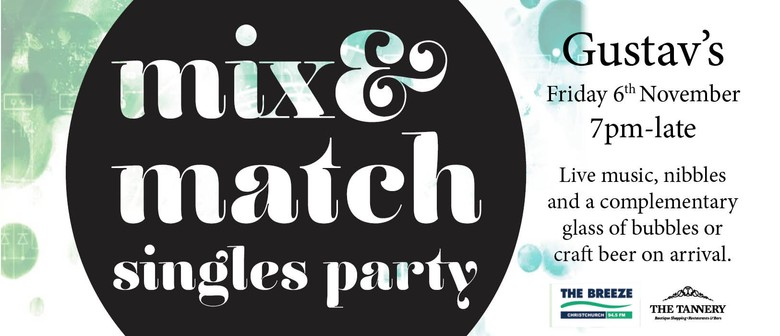 Mix and Match Singles Party
