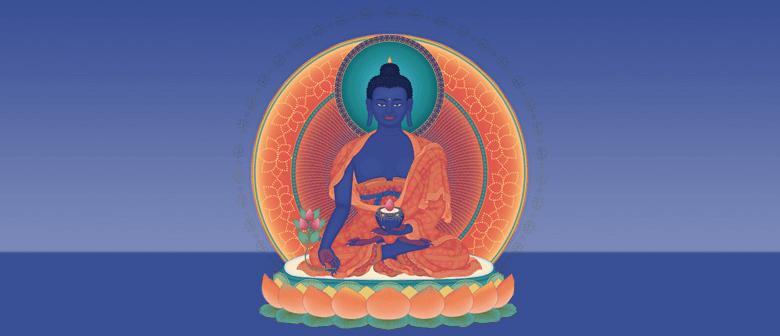 Empowerment of Medicine Buddha