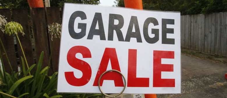 Gigantic Gala and Garage Sale