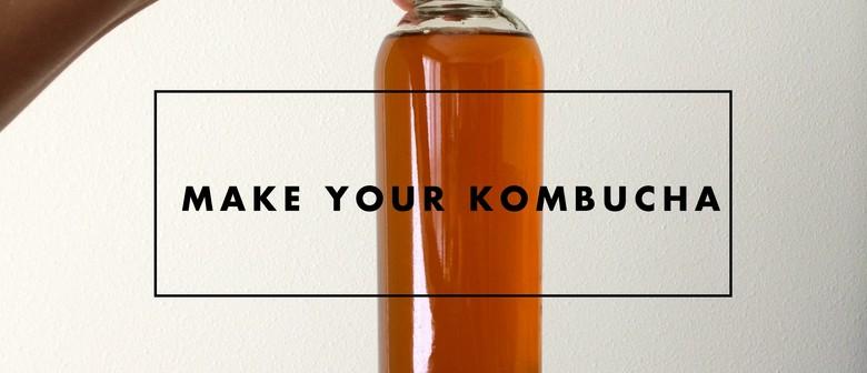 Kombucha: Brewing to Bottling