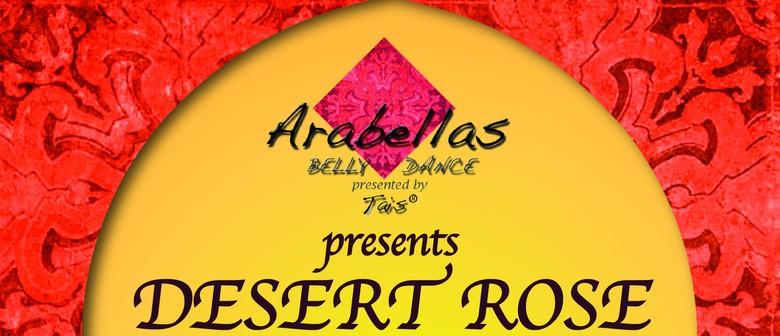 The Desert Rose - Bellydance Show