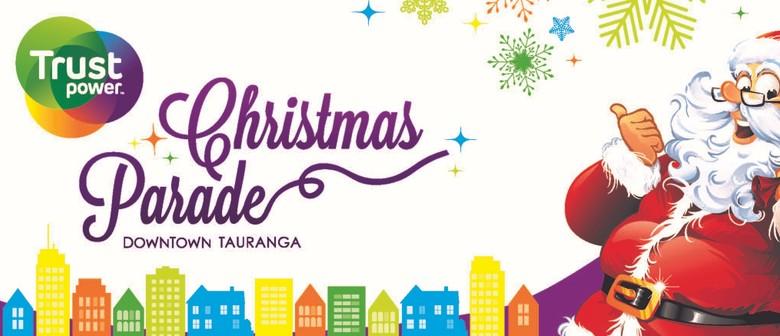 Trustpower Christmas Parade