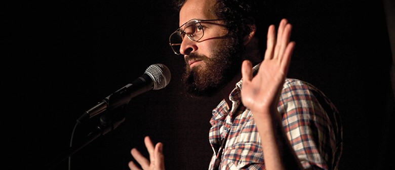 Anis Mojgani in Action