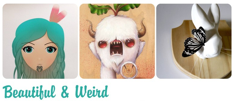 Beautiful And Weird | Exhibition Preview