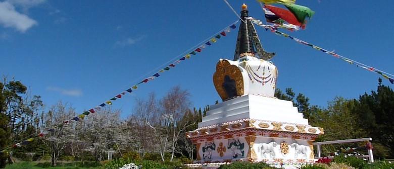 Buddhist Holy Day: Lhabab Duchen