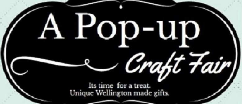 The Crafting Garage Presents: A Pop-up Craft Fair