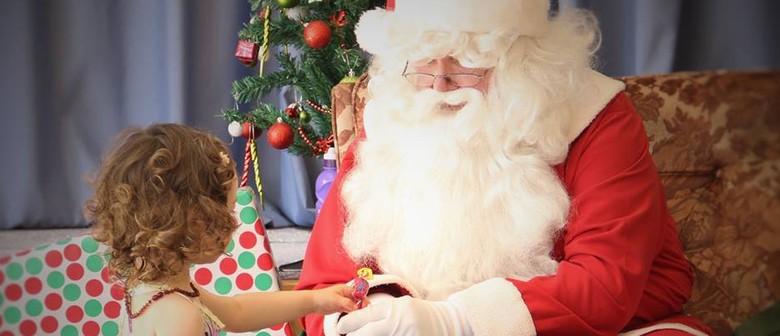 Santa Is Coming To Rototuna