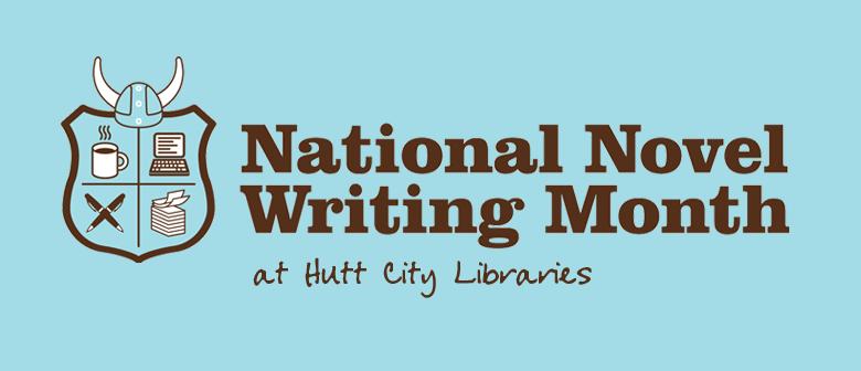 NaNoWriMo - Go On, Get Writing