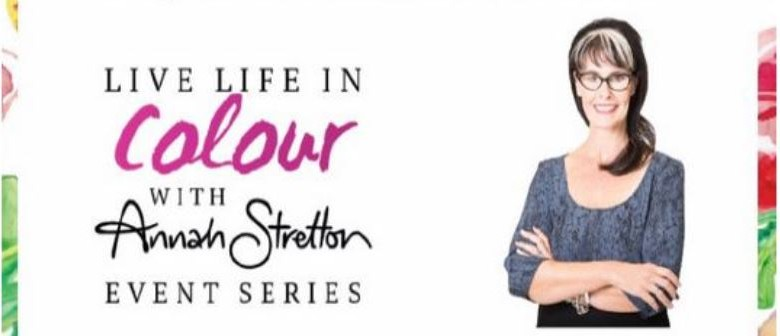 Live Life in Colour with Anna Stretton