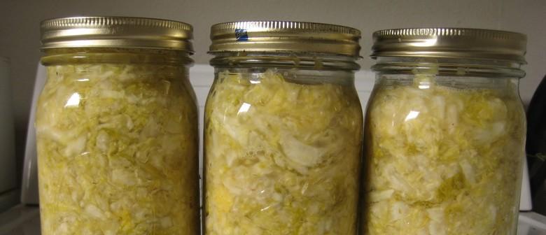 Sauerkraut Workshop