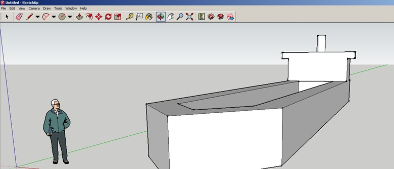 Design for 3D printing with Sketchup