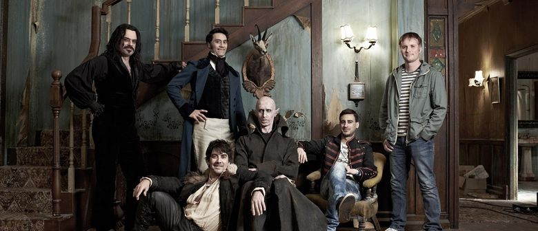 What We Do In The Shadows - Drive-In Movie