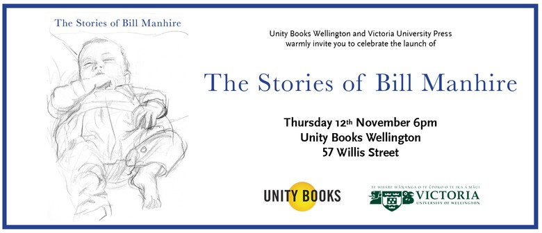 Book Launch | The Stories of Bill Manhire