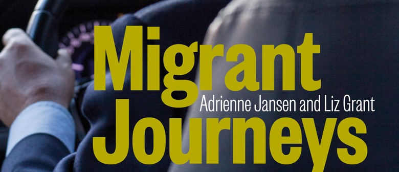 Book Launch - Migrant Journeys
