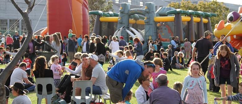 Port Ahuriri School Food & Music Festival