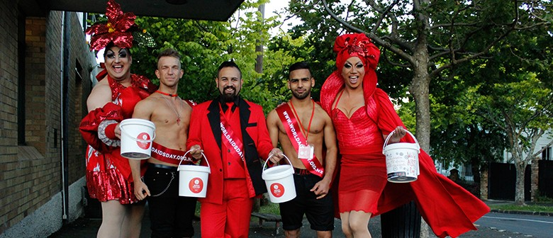 World AIDS Day Street Collection