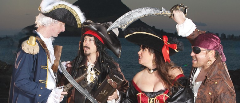 'Pirates of the Pacific' - Christmas Mystery Dinner Show