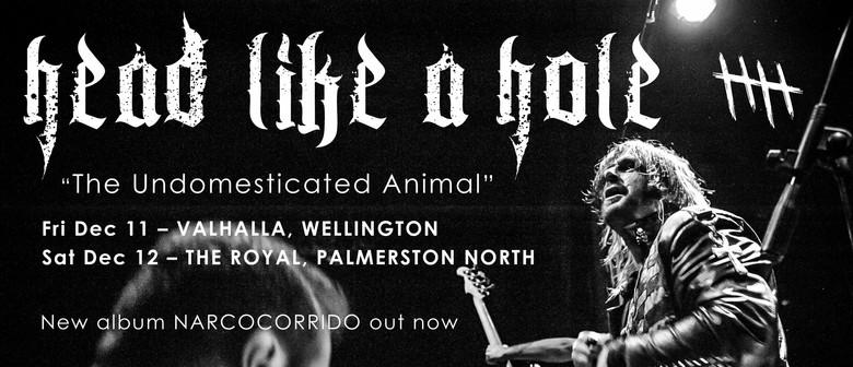 Head Like a Hole - The Undomesticated Animal