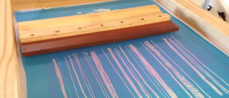 Intro to Screenprinting (1-Day Course)