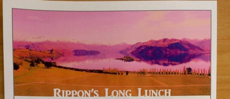 Rippon's Long Lunch with Raspberry Creek
