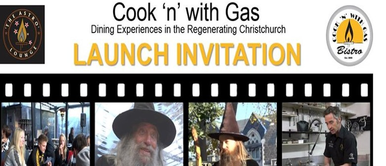 Cook n with Gas Video Launch Nights