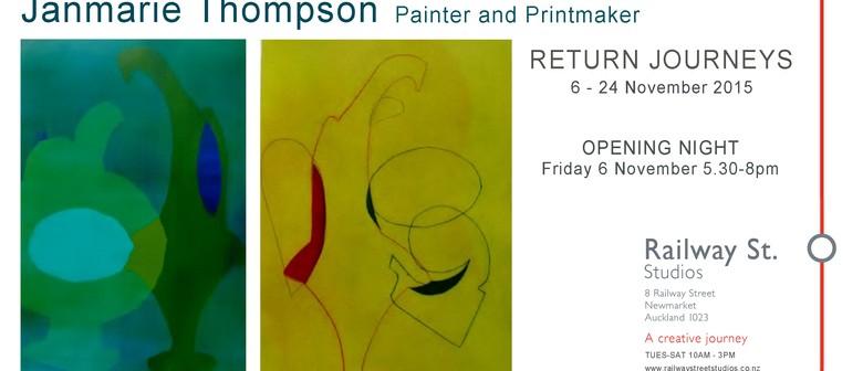 Return Journeys Janmarie Thompson