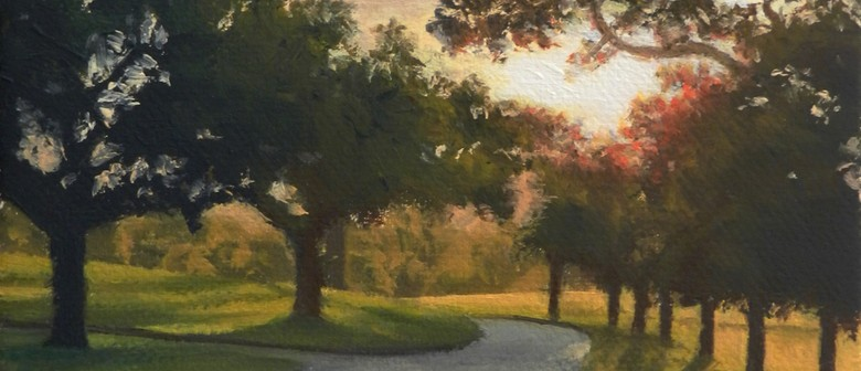 Painting Exhibiton- Roasnne Croucher -'Light in the Park'