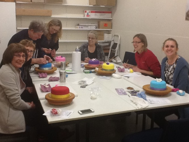 Cake Making Classes Frankston : Cake Decorating Class - Auckland - Eventfinda