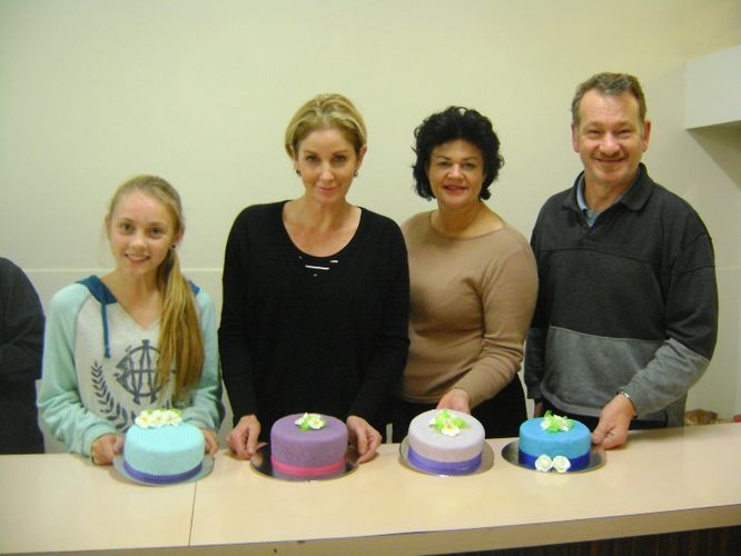 Cake Decorating Course New Zealand : Christmas Cake Decorating Class - Auckland - Eventfinda