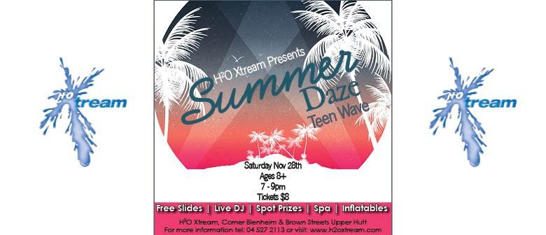 H2O Xtream Summer Daze Teen Wave