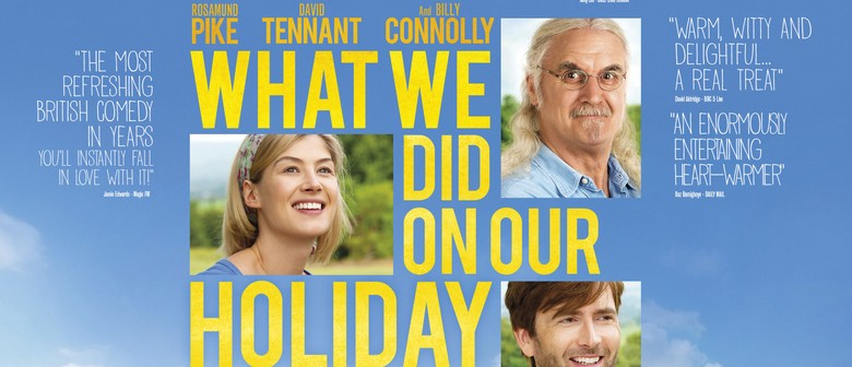 Settlers Film Night  'What We Did on Our Holiday'