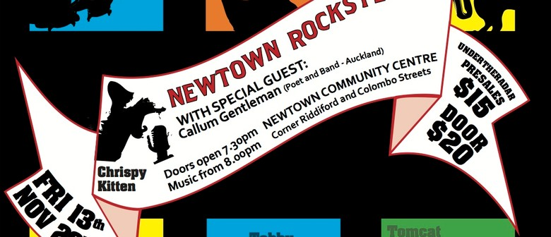 Newtown Rocksteady, with Calum Gentleman