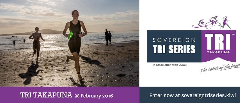 Sovereign Tri Series - Tri Takapuna