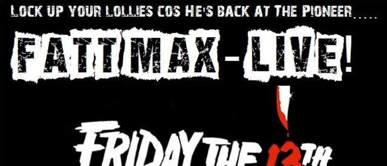 Fatt Max Grabs The Ghosties & The Ghoulies