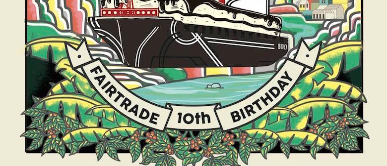 Fairtrade at 10 Birthday Party