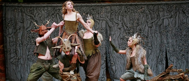 A Midsummer Night's Dream - Globe on Screen