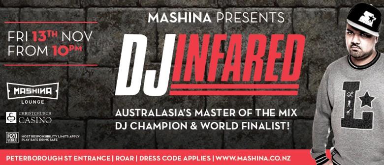 DJ Infared
