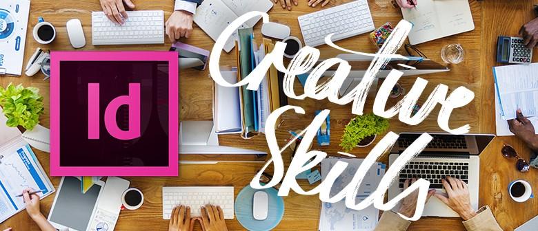 Makery - Adobe InDesign | The Basics