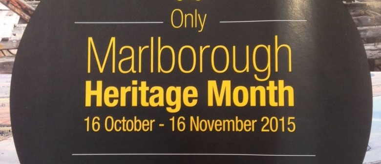 Only Marlborough Heritage Month