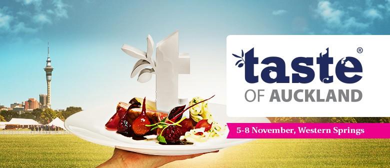 Taste of Auckland 2015